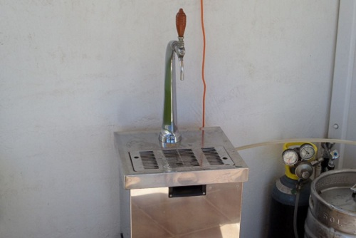 Rent a beer tap from Do It Yourself Catering Costa Blanca