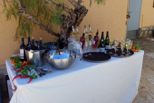 funeral reception catering costa blanca