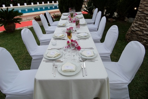 Do It Yourself Catering Costa Blanca Table
