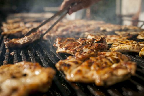 Chicken barbecue Catering Costa Blanca