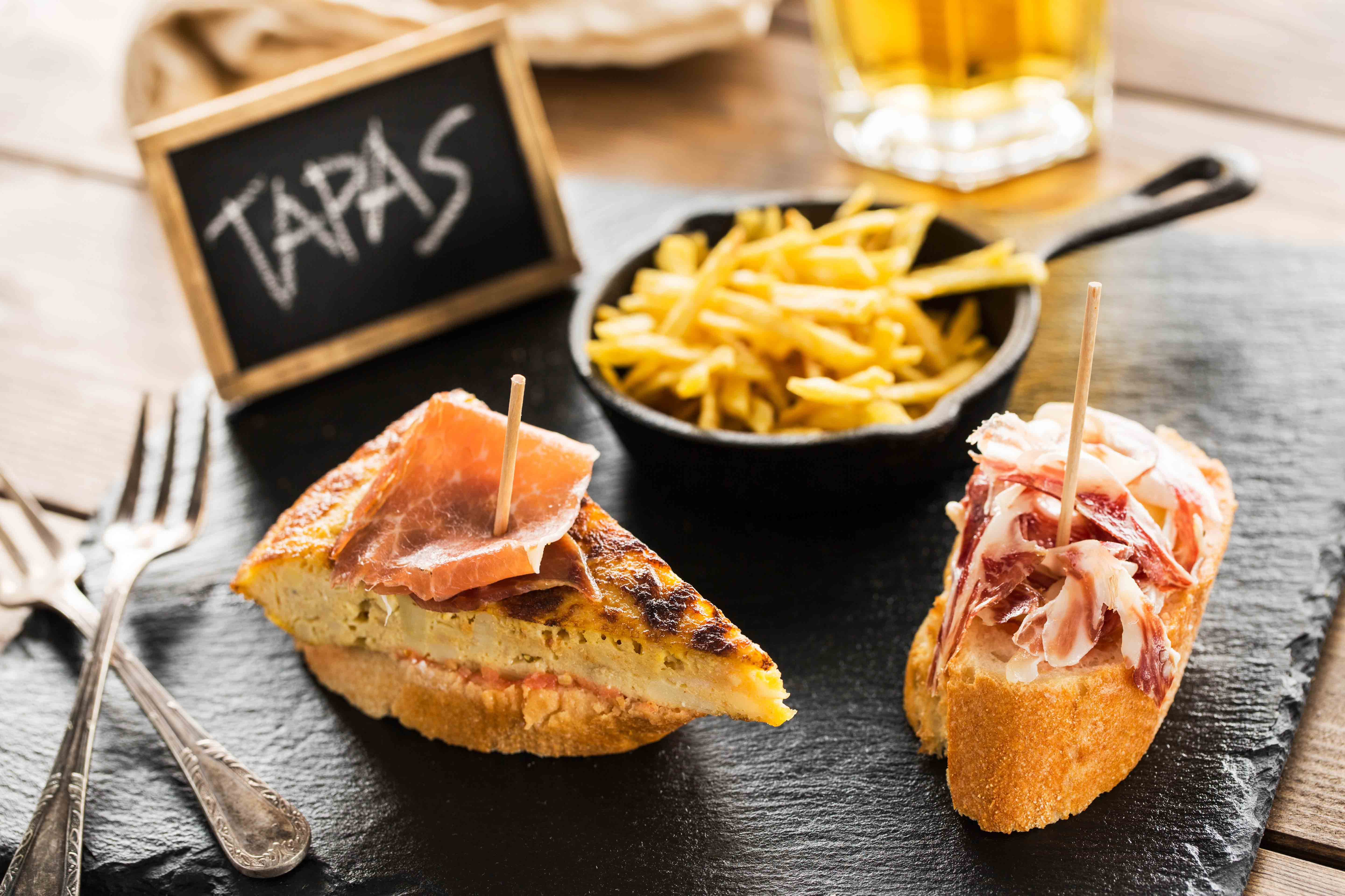 Fresh Tapas and Paella caterer on the Costa Blanca