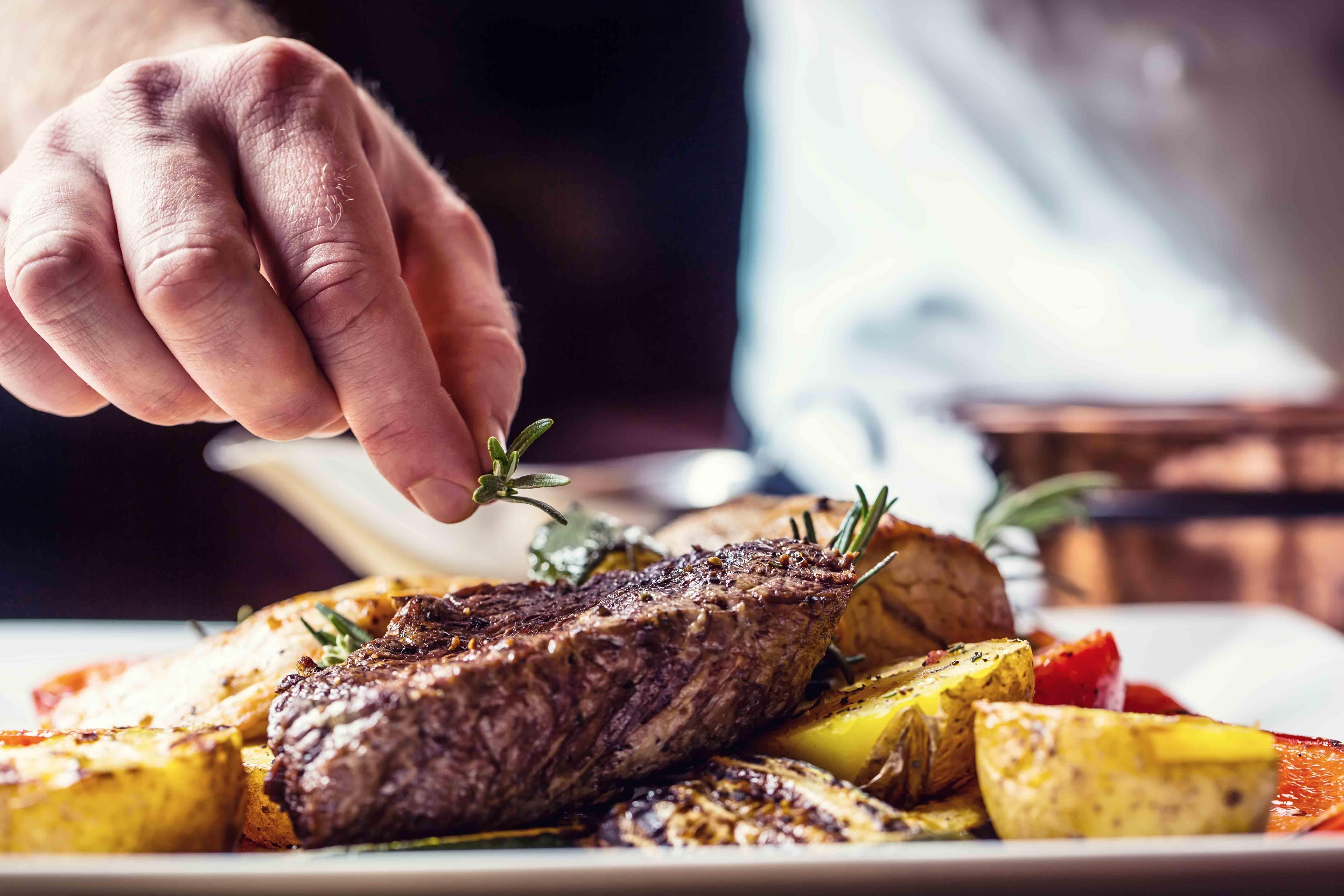 Steak barbecue Catering Costa Blanca