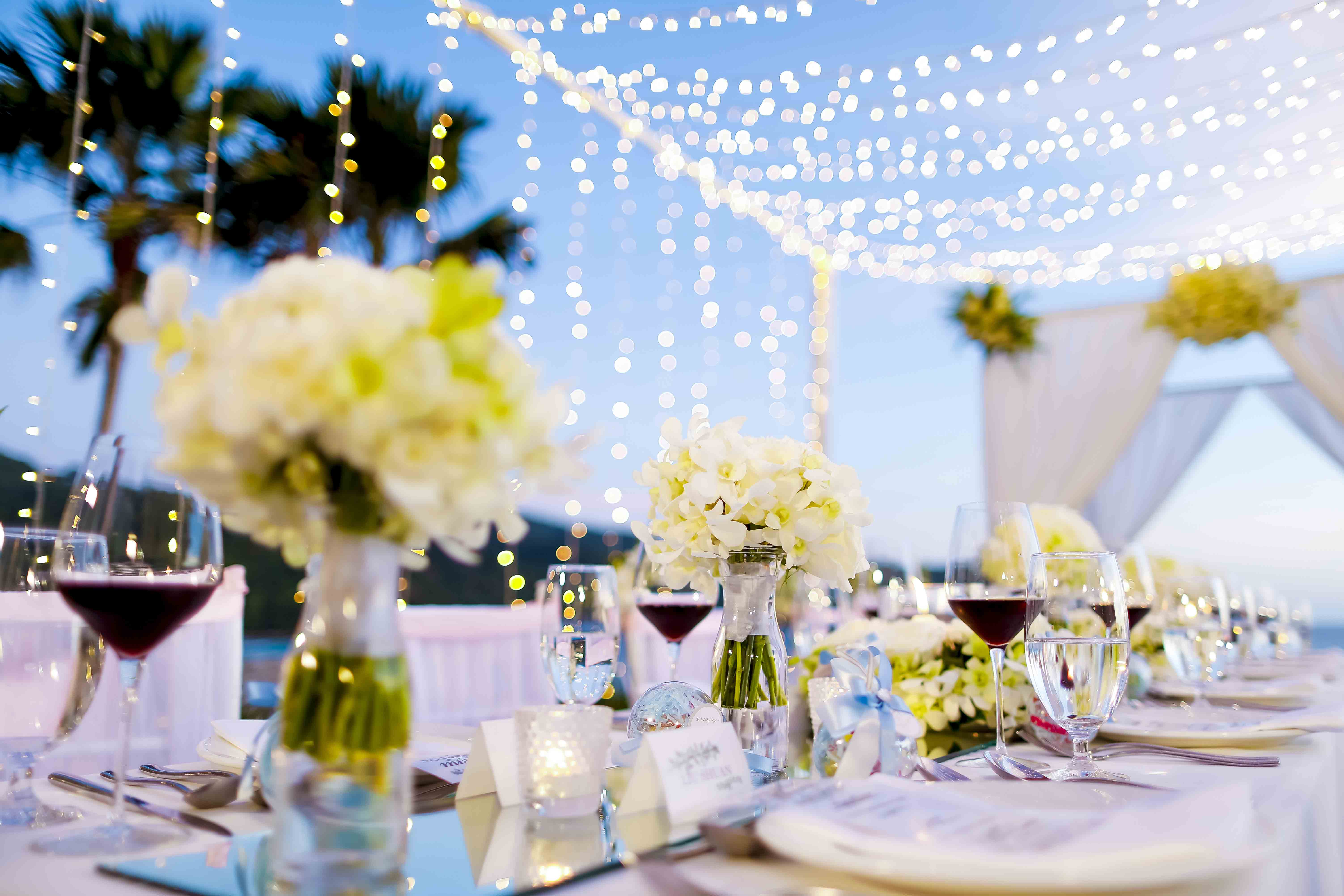 The best wedding caterer on the Costa Blanca