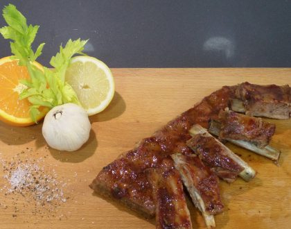 Louisiana Spare Ribs Recipe