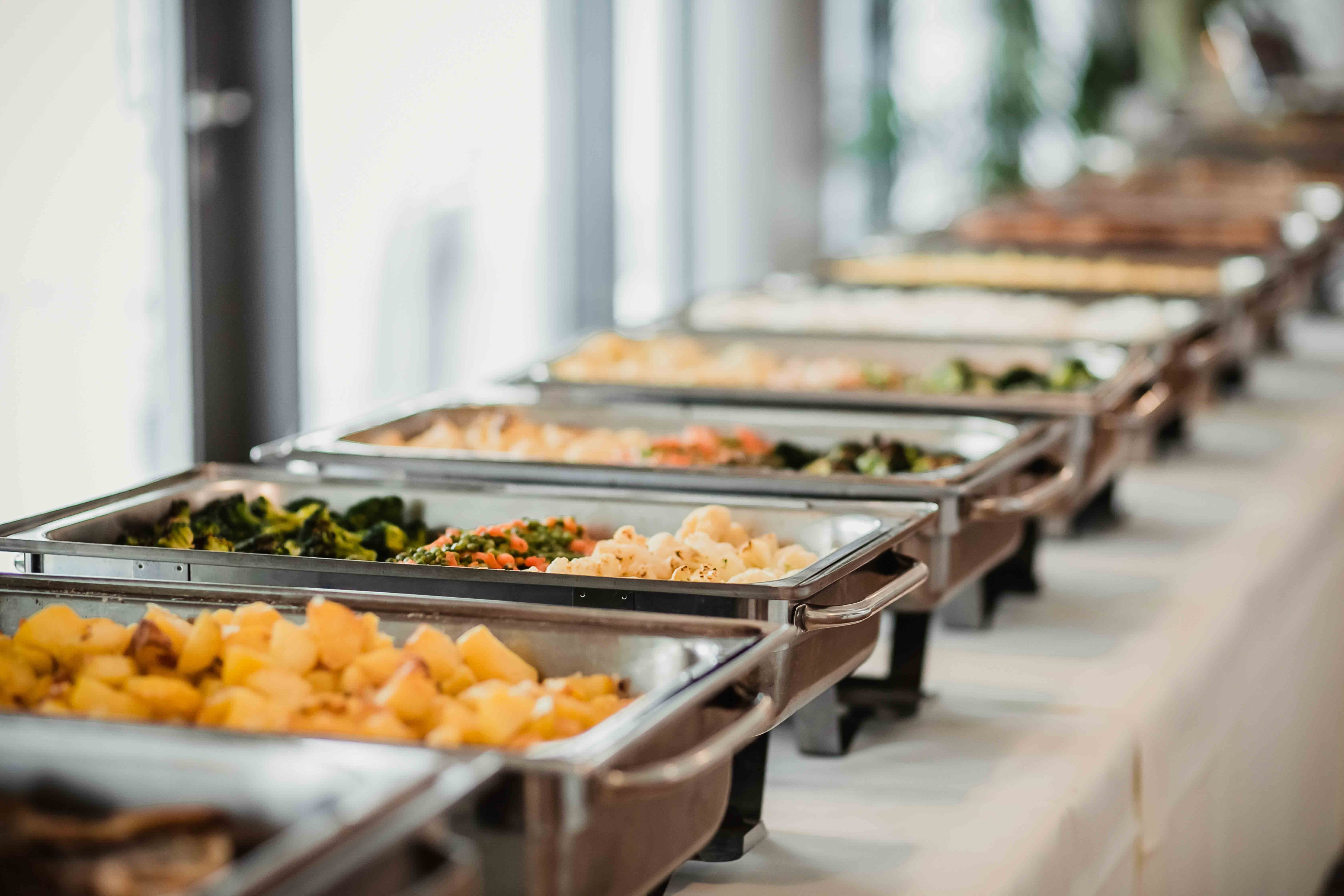 Sports Catering Costa Blanca healthy buffet