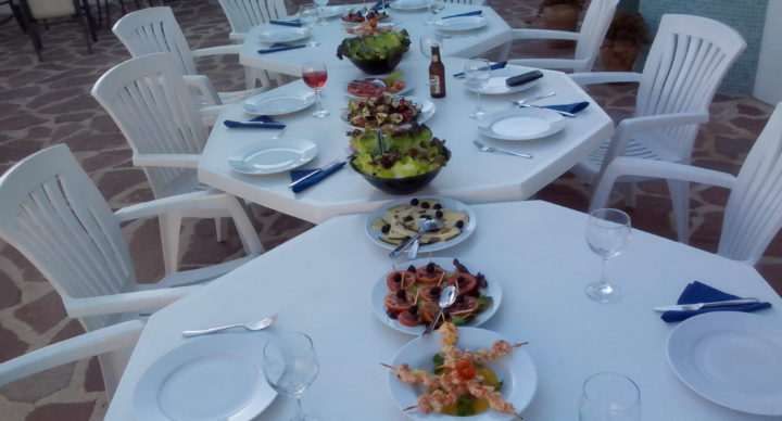 catering on your holiday?